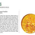 Mountain High Suckers: THC Magazine Review