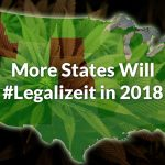 More States Will Legalize Cannabis in 2018